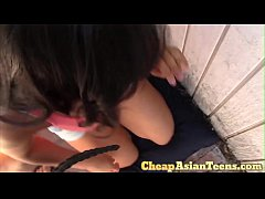Asian American Mia Offers A Free Blowjow - CHEA...