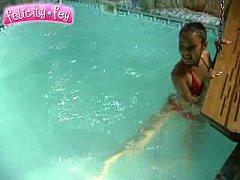 thumb felicity fey an  d kamilla on a swimming pool   swimming pool swimming pool