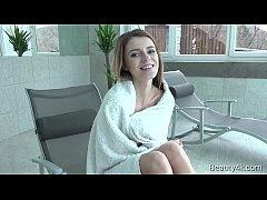 Beauty4k.com - Mary Kalisy - Shy natural blonde...
