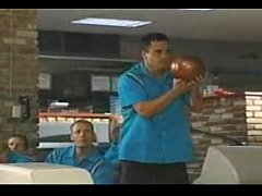 Christy Parks Bowling Alley Gangbang Lost-bet D...