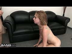 BANG Casting - Teen Amateur Iggy Amore Gets Cov...