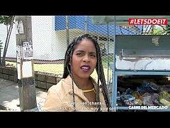MAMACITAZ - #Ana Ebano - Ebony Latina Fucks Big...
