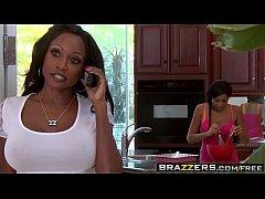 Brazzers - Mommy Got Boobs - Diamond Jackson an...