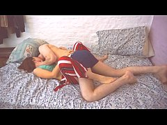 Real sex and really exciting. Couple has fun an...