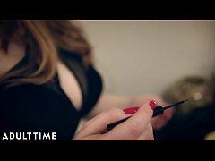 ADULT TIME BBW Babe Estella Bathory in Lingerie...