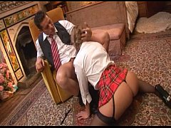 Harmony - Young Harlots In Dentention - scene 2