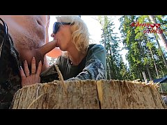 Russian MILF Suck Big Dick and Hard Anal Sex on...