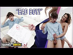 BANGBROS - Jesse, Bad Boy, Stepmom Helena Price...