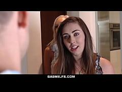 BadMILFS - Hot Blonde Stepmom (Nina Elle) Seduc...