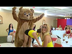 DANCING BEAR - Bachelorette Party With Big Dick...