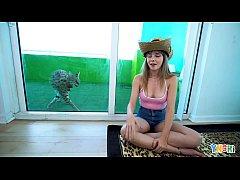YNGR - Teen Lola Leda Gets Fucked On Porn Casting