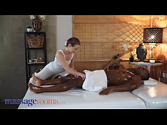 Massage Rooms Young Czech Lady Bug interracial ...