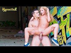 MAMACITAZ - Russian Teen Takes Big Spanish Cock...
