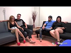 Tomy and Noa  vs Fede and María, their first SU...