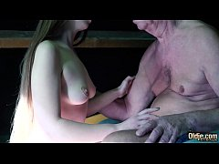 Sweet sexy teen caught fingering her pussy by g...