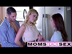 MomsTeachSex - Showing My Teen Daughter How To ...