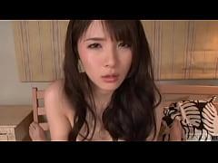 Subtitled Japanese AV Star Rui Saotome POV gokk...