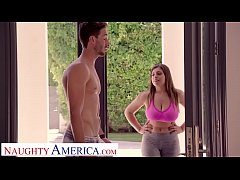 Jenna (Ella Knox) fucks her best friend's boyfr...