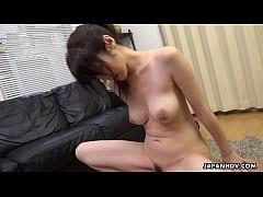 Clip sex Japanese brunette, Sara Yurikawa got 69-ed, uncensored