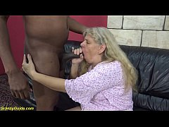 first time interracial fuck for 71 years old gr...