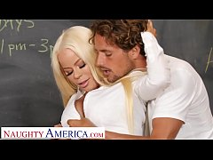 Naughty America- Nikki Delano gets sperm donate...