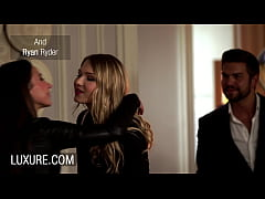Julie Skyhigh and  Lucy Heart decides to have a...