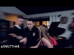 Cop Makes Angry Stepdad Spank Fucking CRAZY Out...