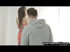 Teeny Lovers Anal facial on teen-porn a cum-shot