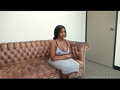 * Taboo video of Savannah does anal at Casting ...
