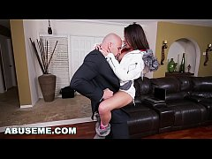 Karlie Stone The Babysitter Loves Hard Big Cock...
