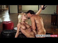 Blonde teen (Riley Steele) hate dating but love...