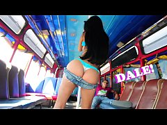 CULIONEROS - Colombian Babe Natasha Gets Her Bi...
