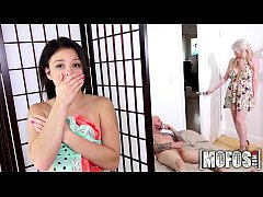 Mofos - Indigo August  - Tattooed Wife with N