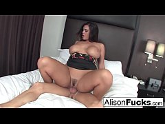 Alison Tyler hires a friend for the evening who...