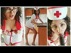 Naughty sperm bank nurse collects patient's sam...