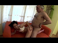 Petite Stepdaughter Having No Shame Fucking Her...