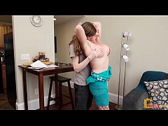 Stepmom Is Very Turned On By Stepson After His ...