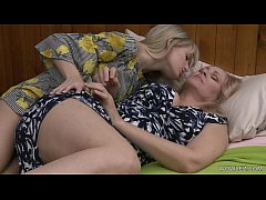 Julia Ann's First Lesbian Encounter With Scarle...