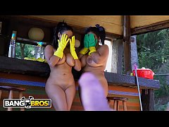 BANGBROS - Hot Latina Maids Sheila Ortega and K...