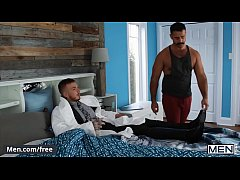 (Teddy Torres) Gives Workaholic Stud Theo Ross ...