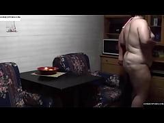 The chubby trotter. JAV044