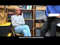 ShopLyfter - Ebony Teen (Arie Faye) Caught Stea...