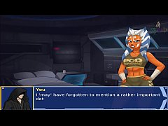 Star Wars Orange Trainer Part 19 cosplay bang h...