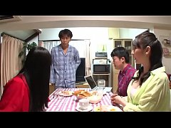 Asian Milf Stepmom Fucked By Stepson After Dinn...
