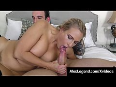 Hot Chick Angel Allwood Gets Pussy Fucked By Al...