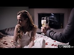 Beautiful BRIDE manipulated to ROUGH fucking se...