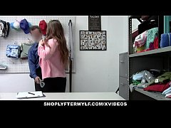 Shoplyfter Mylf - Milf Mom (Bianca Burke) Bruta...