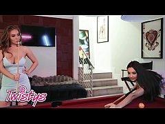 When Girls Play - (Lena Paul, Eliza Ibarra) - T...