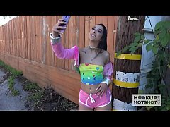 Gorgeous teen Kiarra Kai gets pounded hard by o...