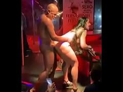 Show de Mulher Elisa Sanches Gostosa D  e Fode ...